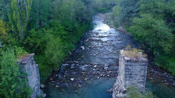 De puente a puente por el Serrablo