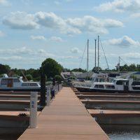 Jachthaven De Drait klaar voor seizoen 2018