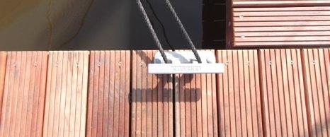 Vollständig erneuerter Hafen (in 2012)