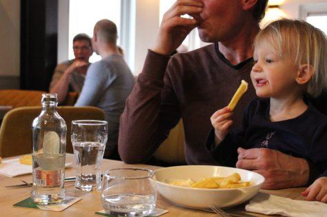Restaurant Nauerna ist familienfreundlich