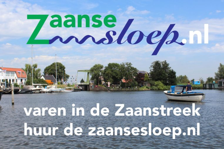 Rent a boat via Zaansesloep.nl