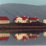 Bessastaðir á Álftanesi, embættisbústaður Forseta Íslands.