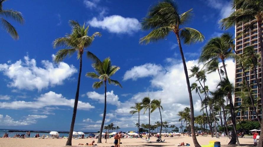 旅行貯金をしてハワイに行きたい!最大年利 3.8% の ANA ハワイ旅行積立