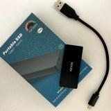 中華製小型SSDの実力はいかに?KEXIN Portable SSD X4
