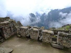 Machu Picchu village Incas