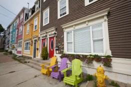 Maisons de St John's