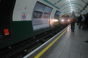The Underground, London
