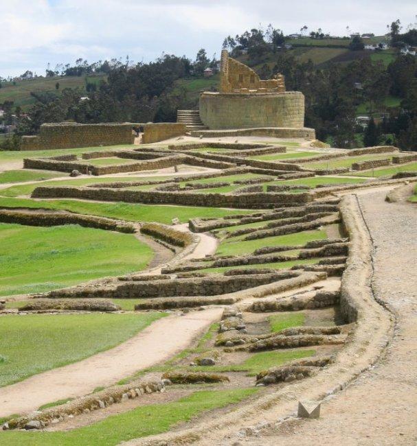 Ingapirca ruin, Ecuador