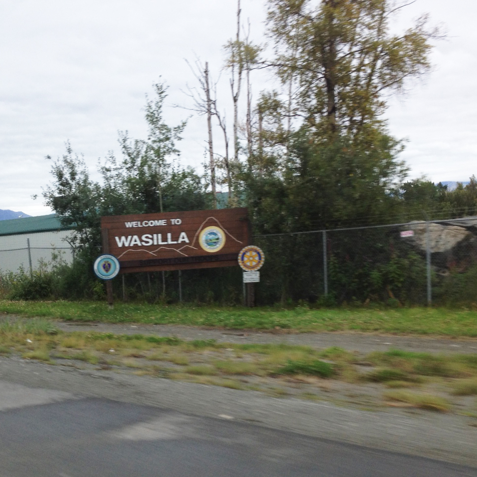 Welcome to Wasilla