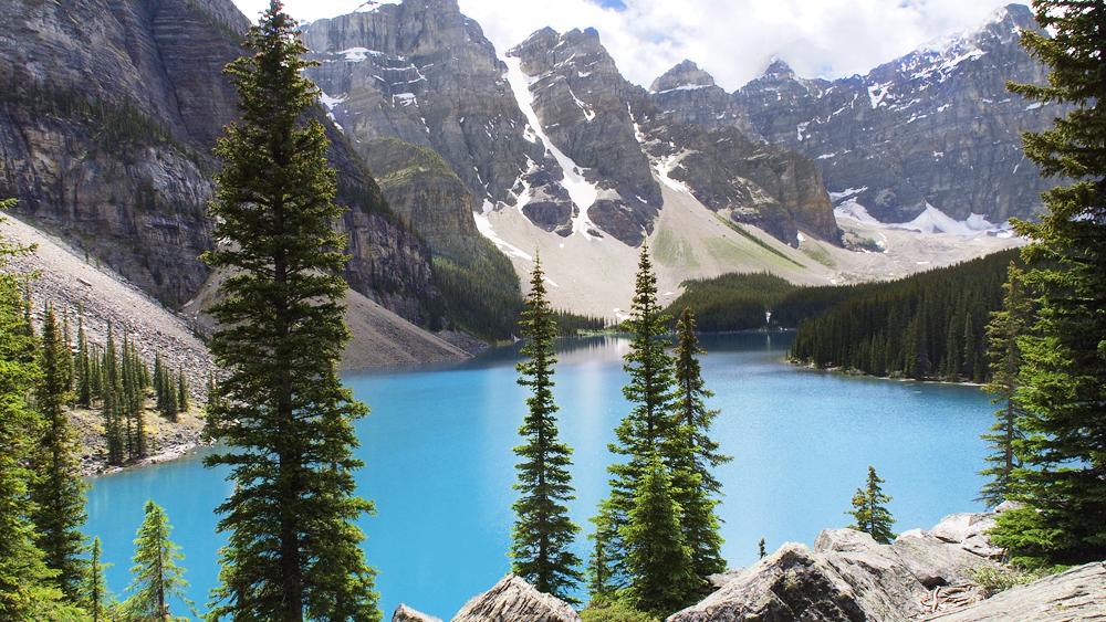 Morraine Lake, Banff NP