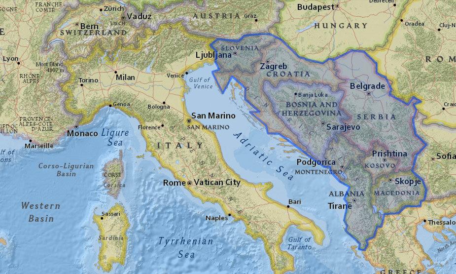 Our Balkans Trip 2015