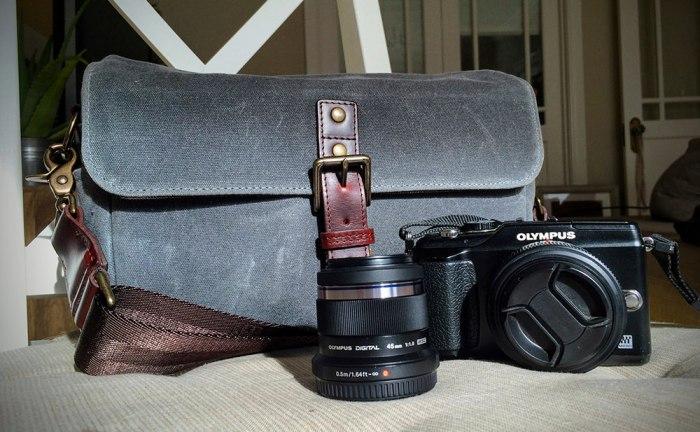 My camera kit: Olympus EP-2, Zuiko 45mm f1.8, Panasonic 20mm f.17