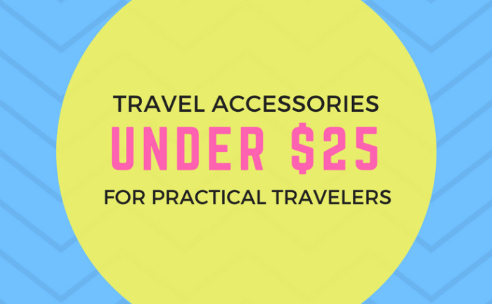Must have travel accessories under $25