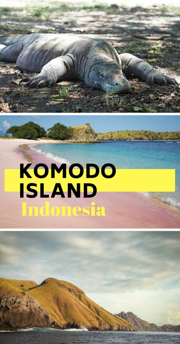 Visiting Komodo Island and Island Hopping Around Flores