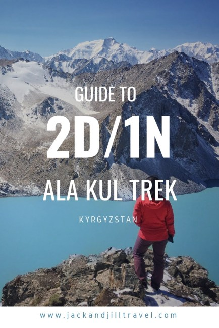 Ala Kul Trek 2 Days