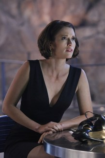"""Childish Things"" -- Kara does her best to support Winn when his father, the supervillain Toyman, breaks out of prison and seeks out his son for unknown reasons, on SUPERGIRL, Monday, Jan. 18 (8:00-9:00 PM, ET/PT) on the CBS Television Network. Pictured: Chyler Leigh Photo: Robert Voets/CBS ©2015 CBS Broadcasting, Inc. All Rights Reserved"