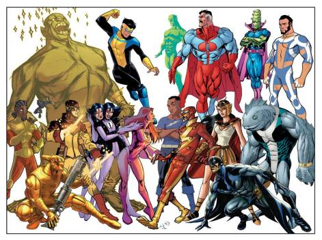 invincible-characters