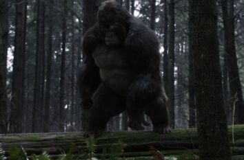 """The Flash -- """"Attack on Gorilla City"""" -- FLA313_00108.jpg -- Pictured: Grodd (voiced by David Sobolov) -- Photo: The CW -- © 2017 The CW Network, LLC. All rights reserved."""