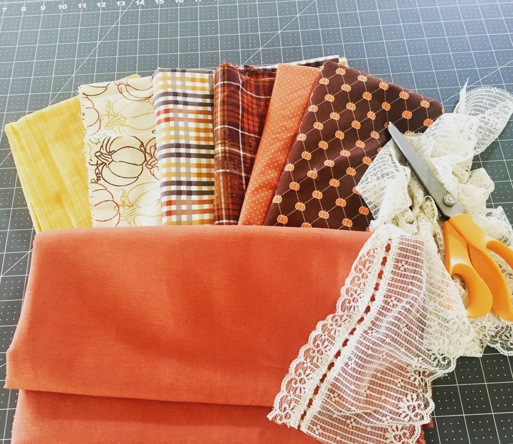 Fall Goodness - fabric bundle
