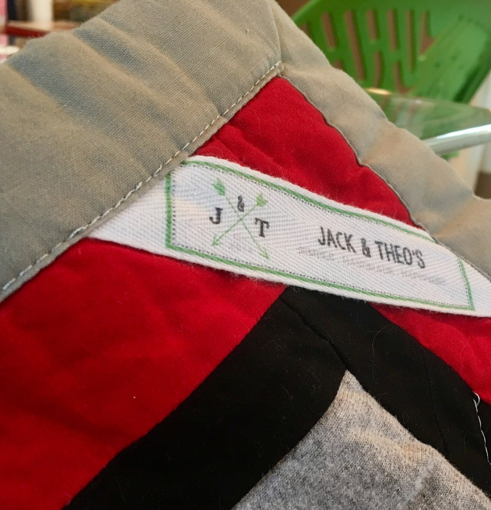 Jack & Theo's Tag 2