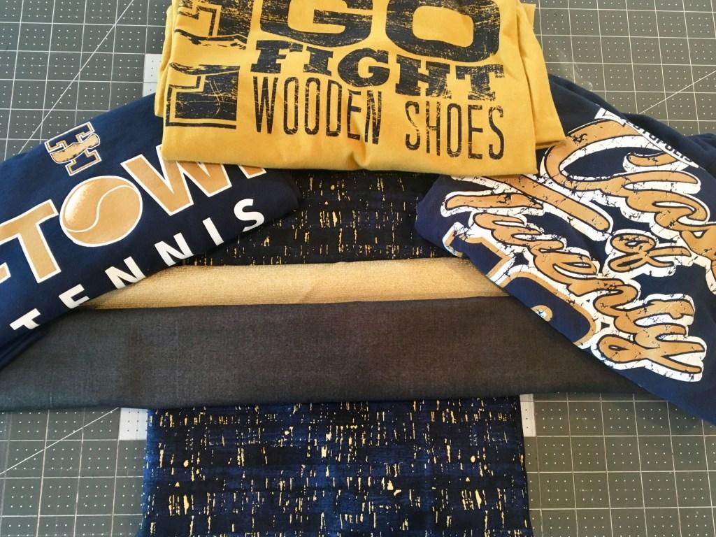 Kyele's T-town Quilt - fabric bundle