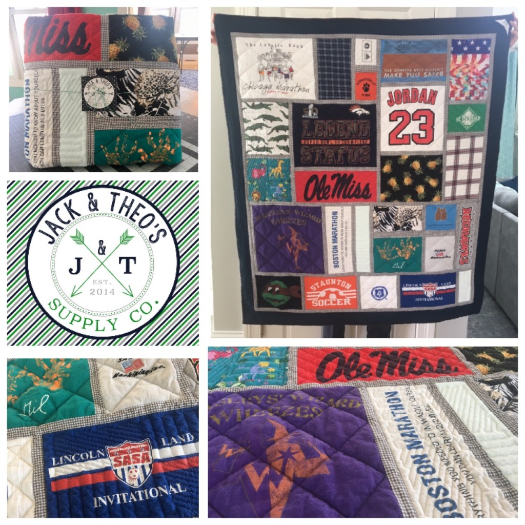 Memory Quilt - Family Shirts