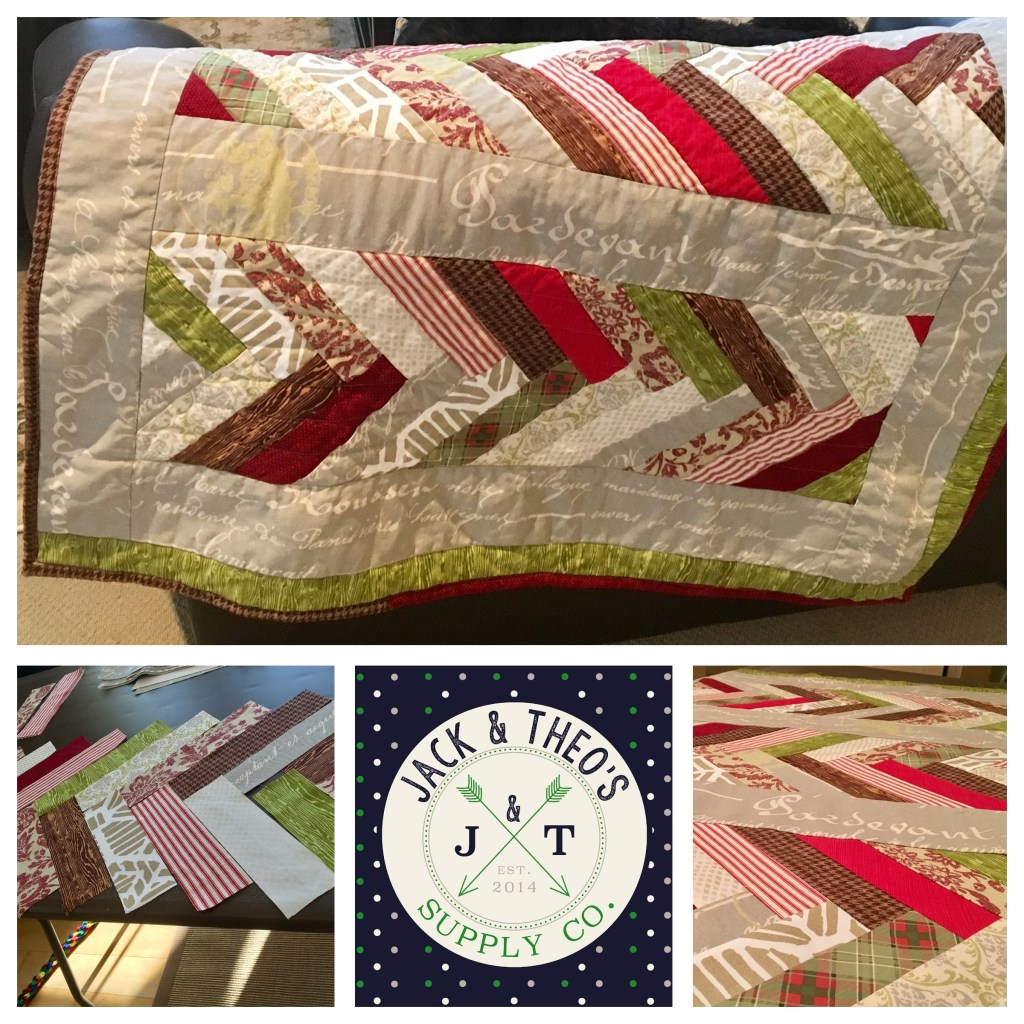 Ruby & Winston's Quilt