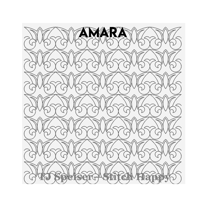 Amara - TJ Speiser Stitch Happy