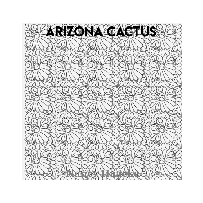 Arizona Cactus - Nancy Haacke