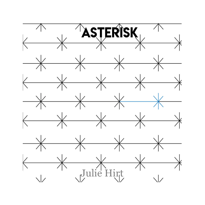 Asterisk - Julie Hirt