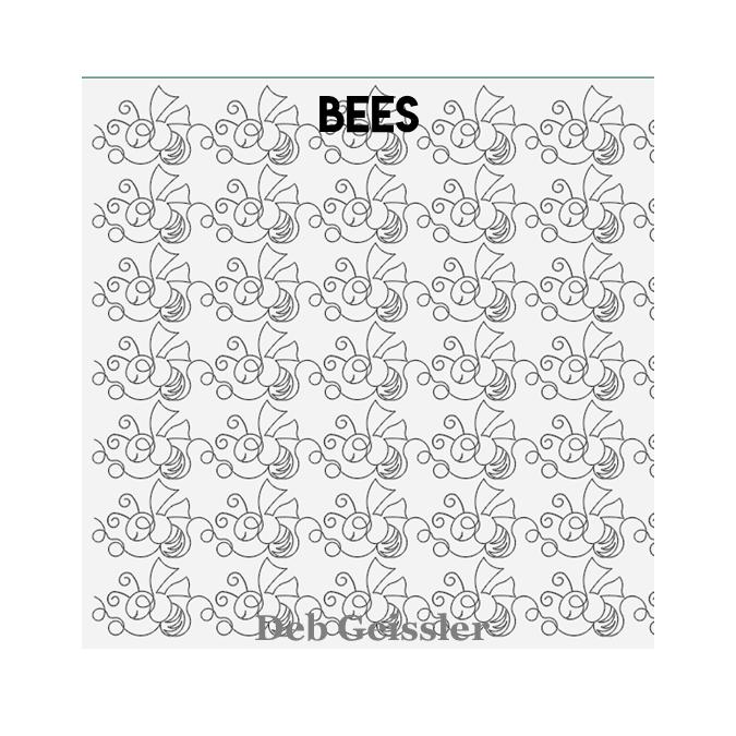 Bees - Deb Geissler