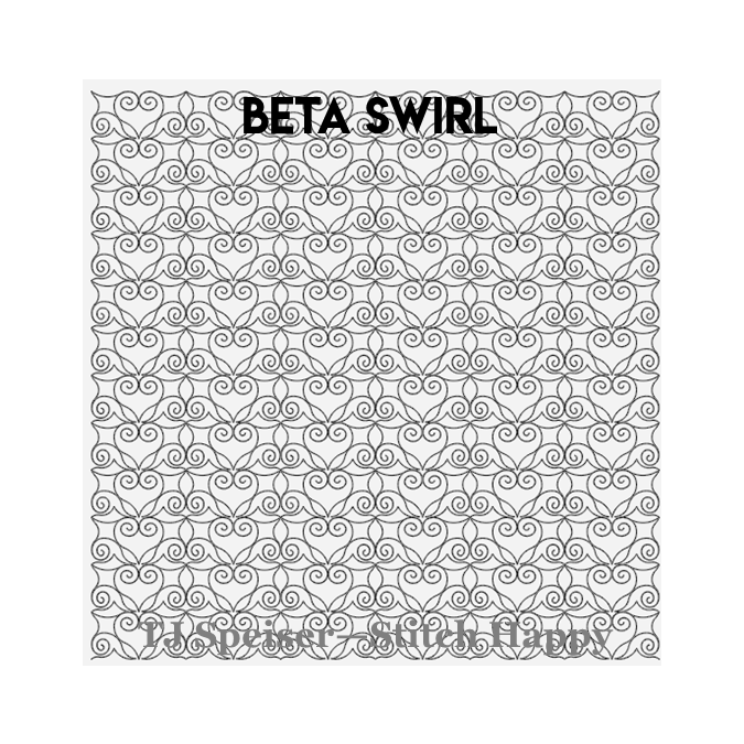 Beta Swirl - TJ Speiser Stitch Happy