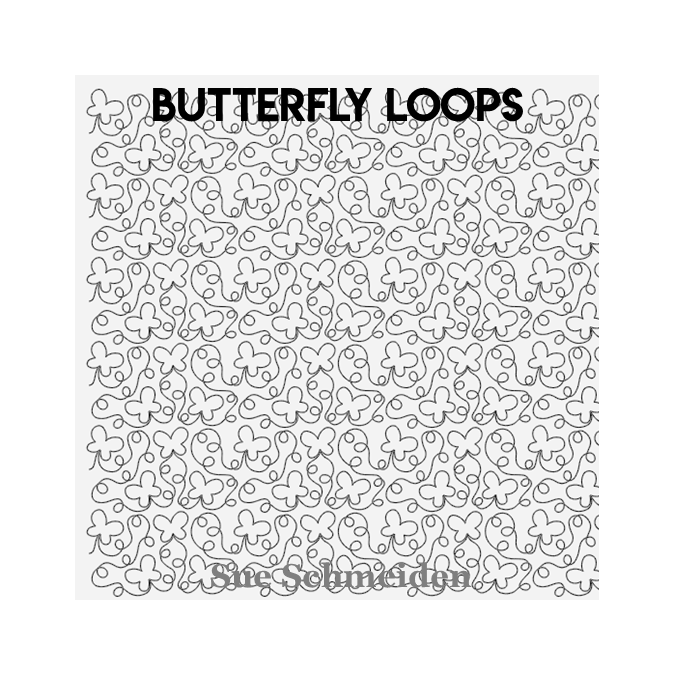 Butterfly Loops - Sue Schmeiden