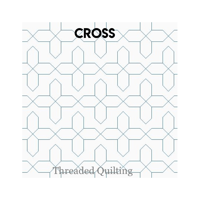Cross - Threaded Quilting