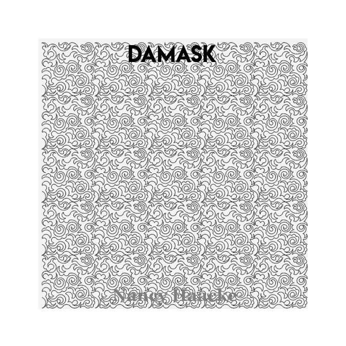 Damask - Nancy Haacke