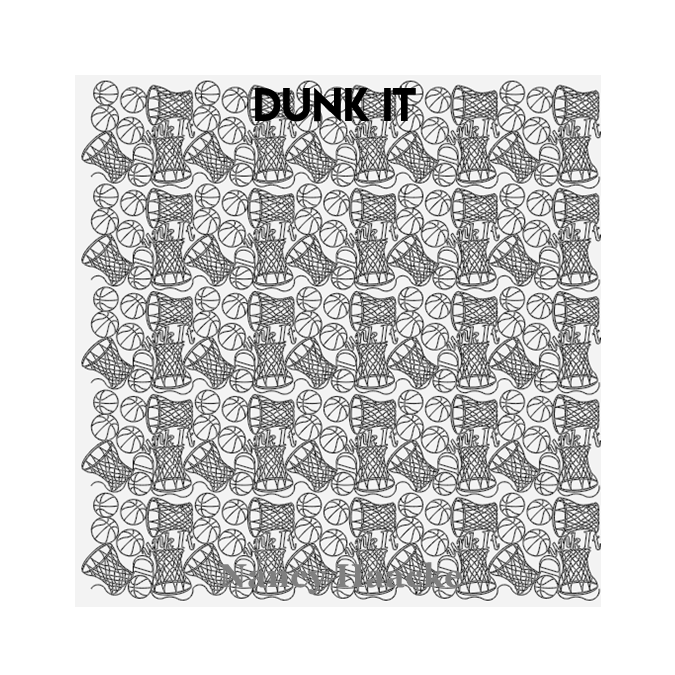 Dunk It - Nancy Haacke