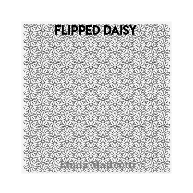 Flipped Daisy - Linda Matteotti