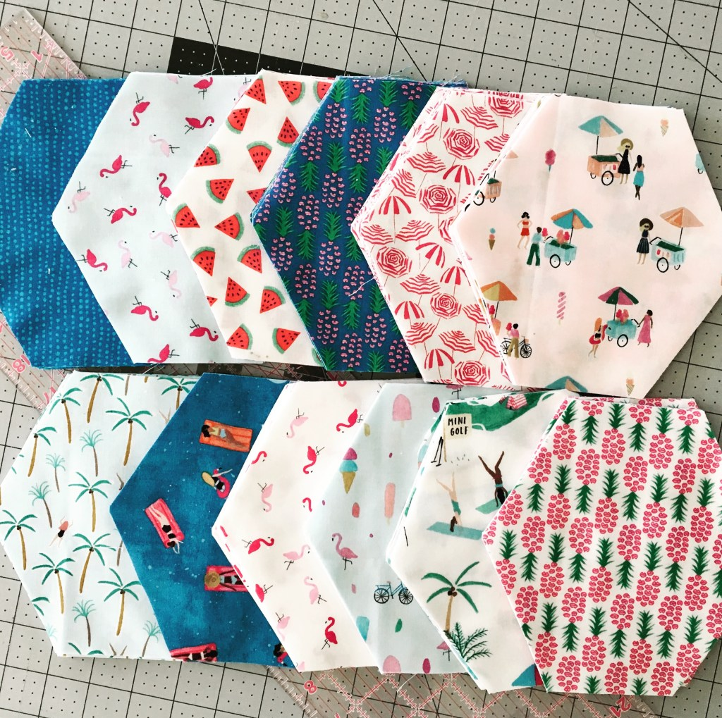Girls Just Wanna Have Sun - Fabric Bundle - Dear Stella Fabrics