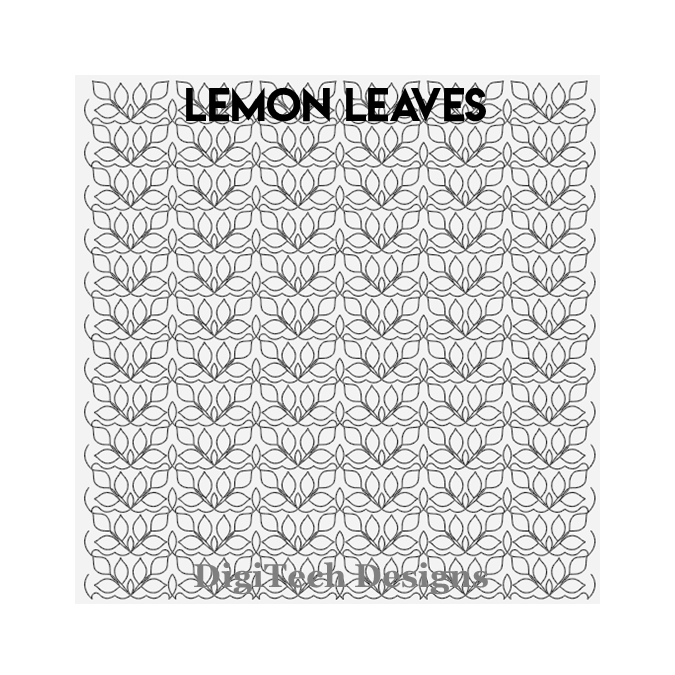 Lemon Leaves - DigiTech Designs