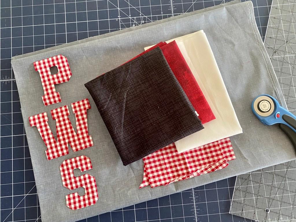 Parker's Custom Fabric Bundle
