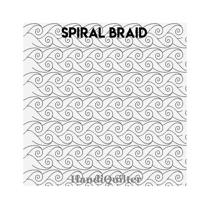Spiral Braid - HQ