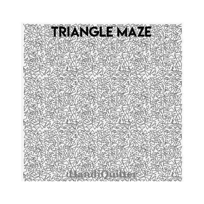 Triangle Maze - HQ