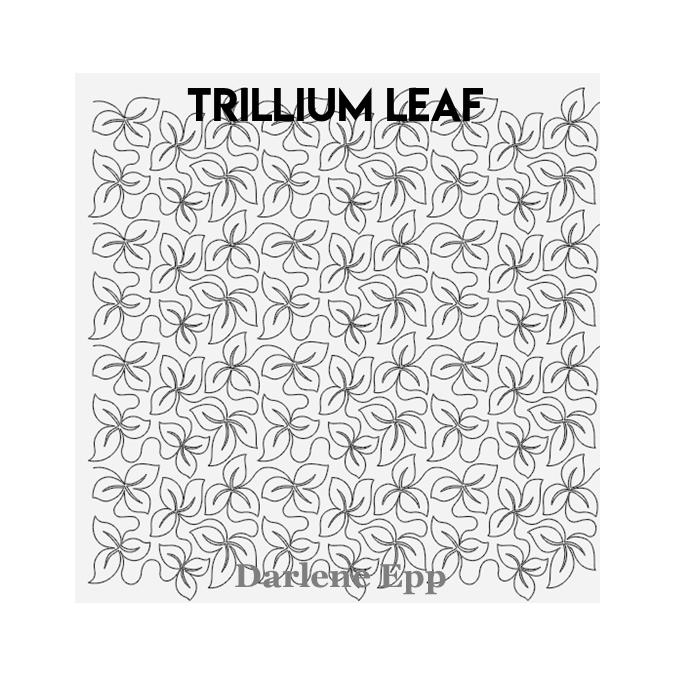 Trillium Leaf - Darlene Epp