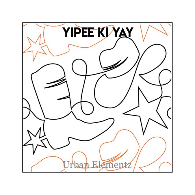 Yipee Ki Yay - Urban Elementz