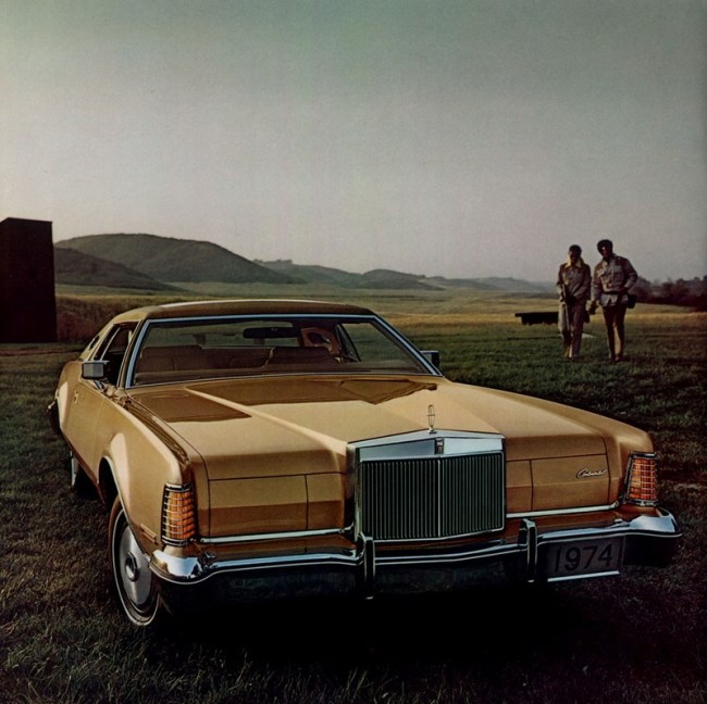 1976 Continental Mark IV Cartier: Delightfully Impractical