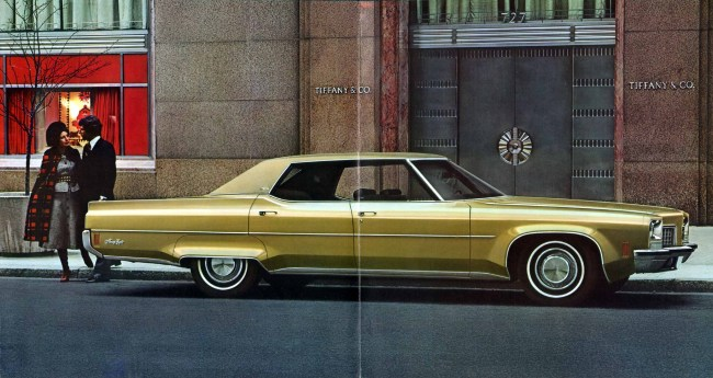 1976 Oldsmobile Ninety-Eight Regency - Lansing Luxury ...
