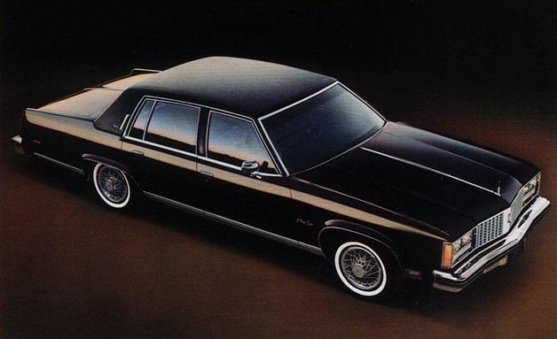 79 98 Regency Oldsmobile