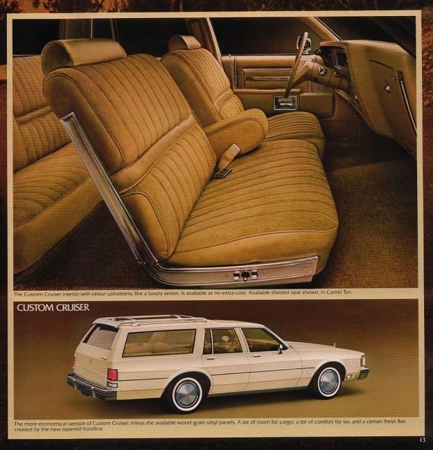 1988 Oldsmobile Custom Cruiser