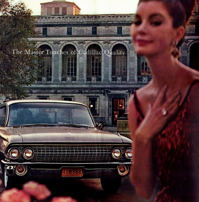 1961 Cadillac Eldorado Biarritz: For The Fortunate Few