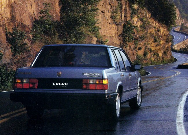 740 Turbo Sedan